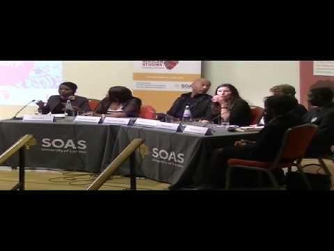 Media Representation and Africa: whose money, whose story? Panel 4, SOAS, University of London
