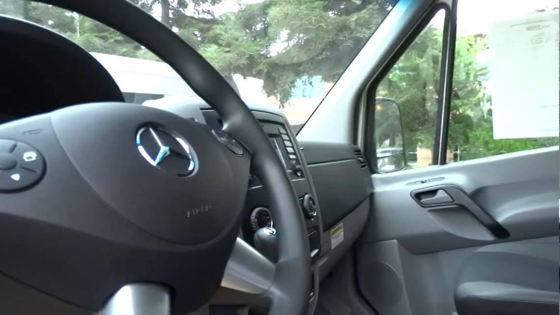 2014 Mercedes Benz Sprinter Passenger Vans Pleasanton