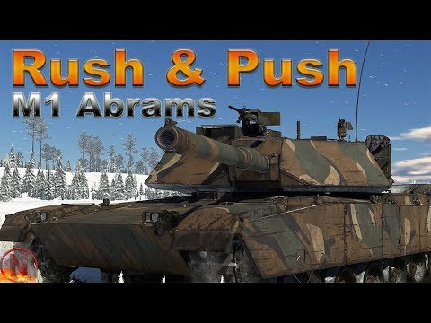 WT || M1 Abrams - Rushing Like a Russian thumbnail