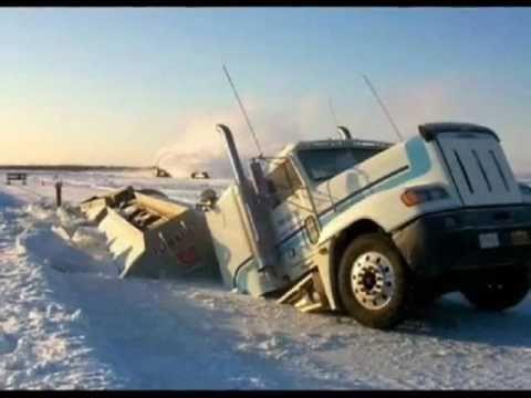 Só acidentes incríveis e inacreditáveis