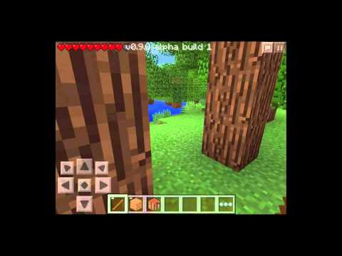 Minecraft Pocket Edtion 0.9.0 feature showcase with the devs