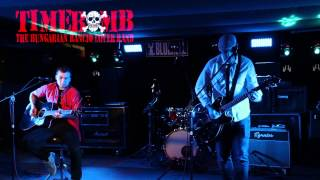 Timebomb - Rancid acoustic cover by Timebomb (Rancid cover band)