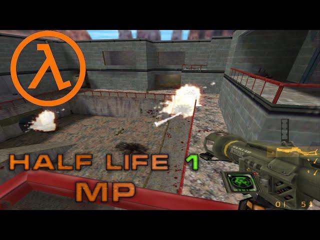 Руководство запуска: Half-Life по сети