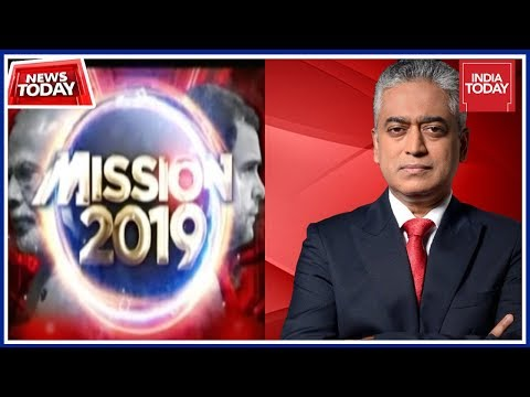 Mission 2019: Modi's Chemistry Vs Mahagathbandhan's Arithmetic | News Today Mega Debate