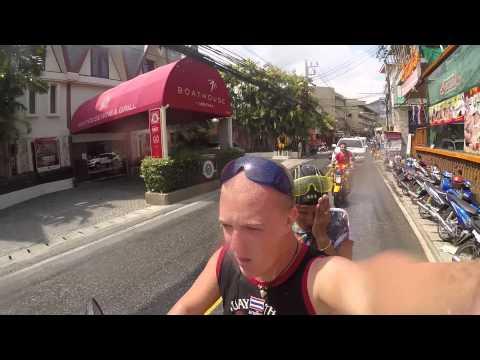 Songkran Festival - Phuket, Thailand - 2015