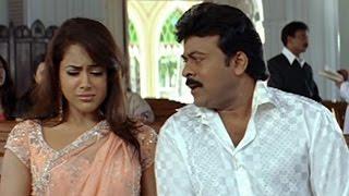 Jai Chiranjeeva Movie || Sameera Reddy Comedy Scenes || Back To Back Part 02