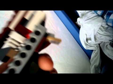 Super lego pištolj iz
