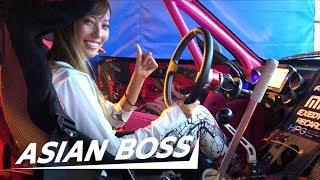 The Real Fast & Furious: Tokyo Drift Queen | ASIAN BOSS