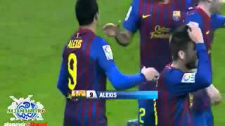 Real Madrid vs F.C Barcelona 1-3 (10.12.2011)