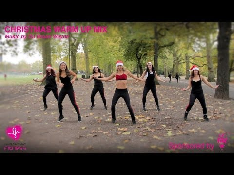 Zumba Warm Up Christmas Mix 2013 video