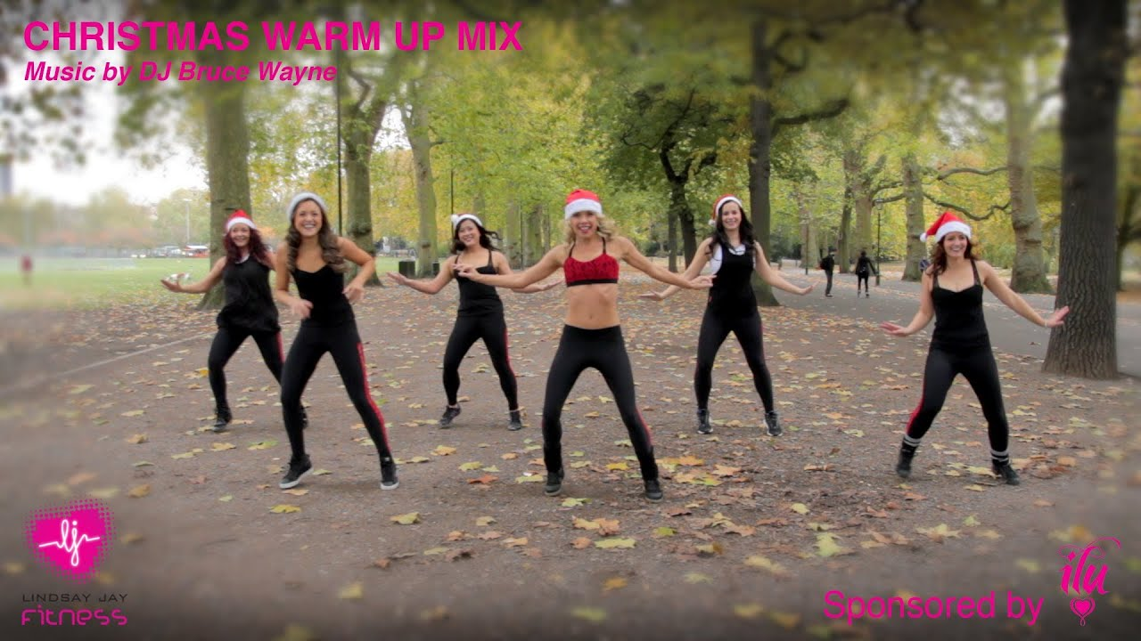 Zumba Warm Up Christmas Mega Mix - YouTube