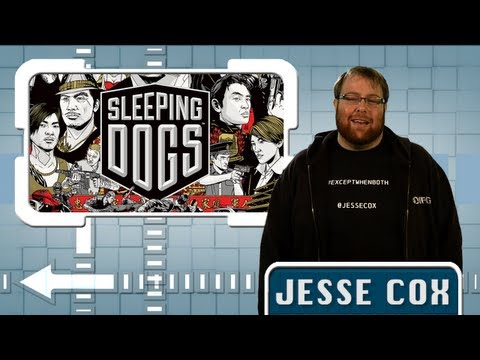 Sleeping Dogs Review w/ Jesse Cox - The Good. The Bad. & The Rating - TGS