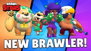 Brawl Stars: Brawl Talk - New Brawler, New Skins, and More!