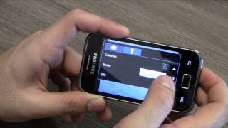 Samsung Galaxy Ace Plus S7500 Unboxing and Quick Review - iGyaan.in