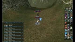 Lineage II - PvP with Prophet lv 66 On Franz