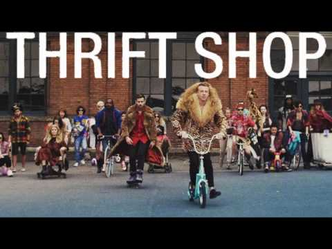 Thrift Shop - Macklemore Ft. Ryan Lewis (mikael Wills Bootleg) video