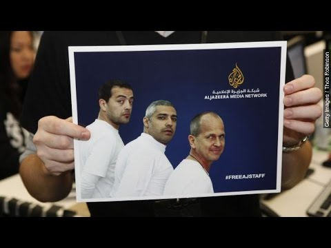 Egypt Sentences Al Jazeera Journalists To 3 Years In Prison - Newsy