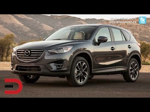 Team Driving Review: 2016 Mazda CX-5 AWD on Everyman Driver