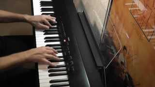 Merlin Opening Theme - Song - Piano (HD)