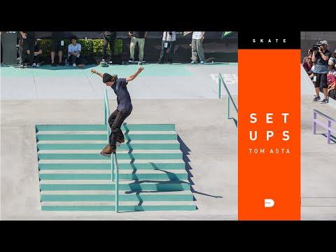 Setups: Tom Asta Combines Old Skateboard Technology With Modern Components