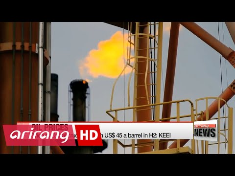 Price of Dubai crude to reach US$ 45 a barrel in H2: KEEI
