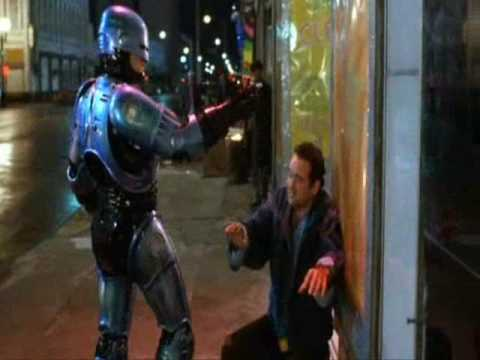 Best Part Of Robocop 2- Gun Store Robbery