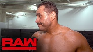 Rusev is mum on fatherhood rumors: Raw Exclusive, Sept. 16, 2019