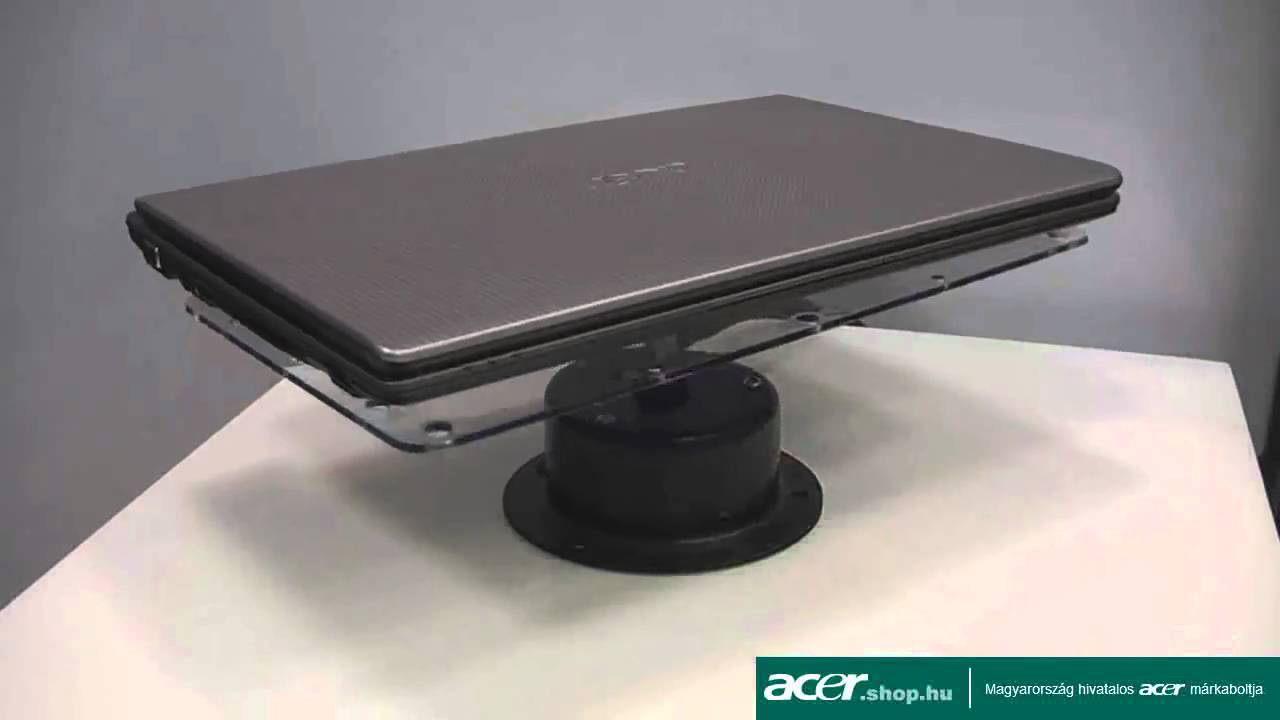 Acer Aspire One 753 Acer Aspire One 753 Teszt