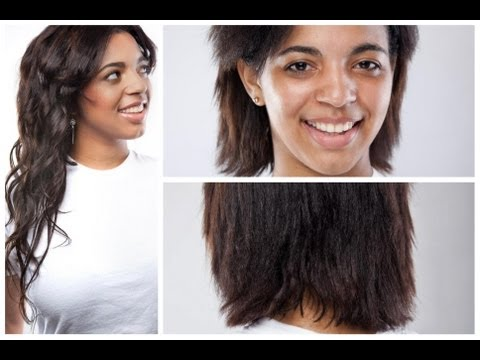 Hair Clip Extensions For African Americans Clip in Hair Extensions For