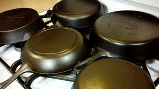 Cast Iron Restoration and Maintenance | From Start to Finish