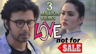 Love Not for Sell | Nisho | Momo | Bangla Eid Natok