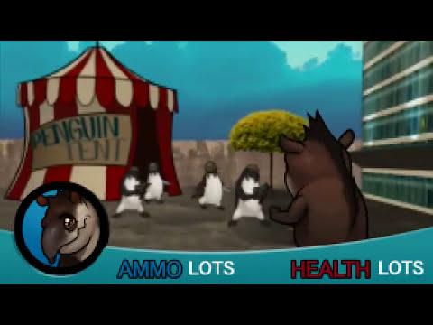Tapir Wars 3: It Just Got Chilly - Gameplay Demo