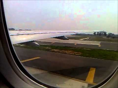 Take off From Delhi Airport to London Heathrow By Ramanbogan2011