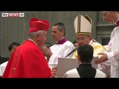 Archbishop Of Westminster Appointed A Cardinal