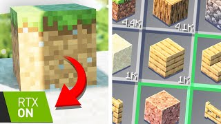 2 BIG Updates Coming SOON to Minecraft (Ray Tracing, New Combat Changes)