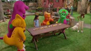 Watch Barney Abc Song video