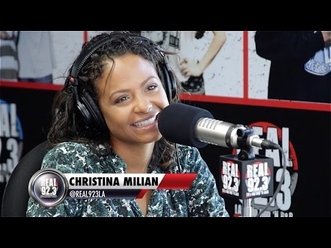 Christina Milian FULL INTERVIEW | BigBoyTV