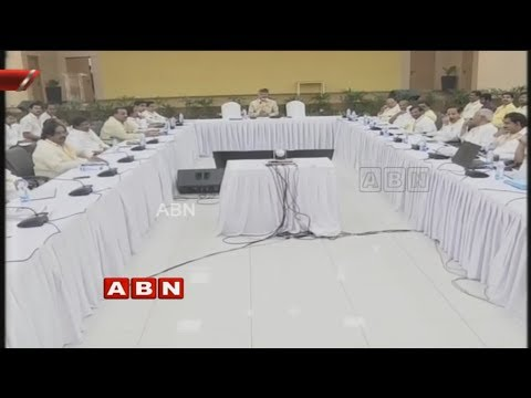 CM Chandrababu Key Decisions Taken In TDP Coordination Committee Meeting | ABN Telugu
