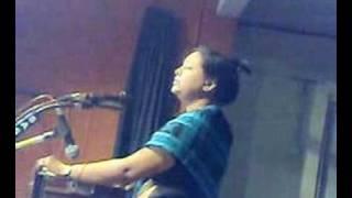 Abhradita Banerjee singing again........