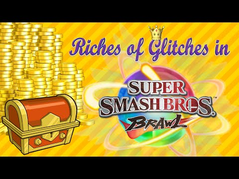 Riches of Glitches in Super Smash Bros. Brawl (Glitch Compilation)