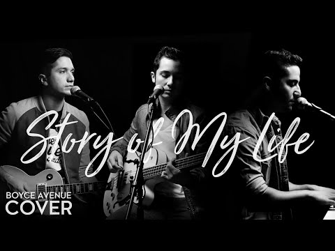 One Direction - Story Of My Life (boyce Avenue Cover) On Itunes & Spotify (midnight Memories) video