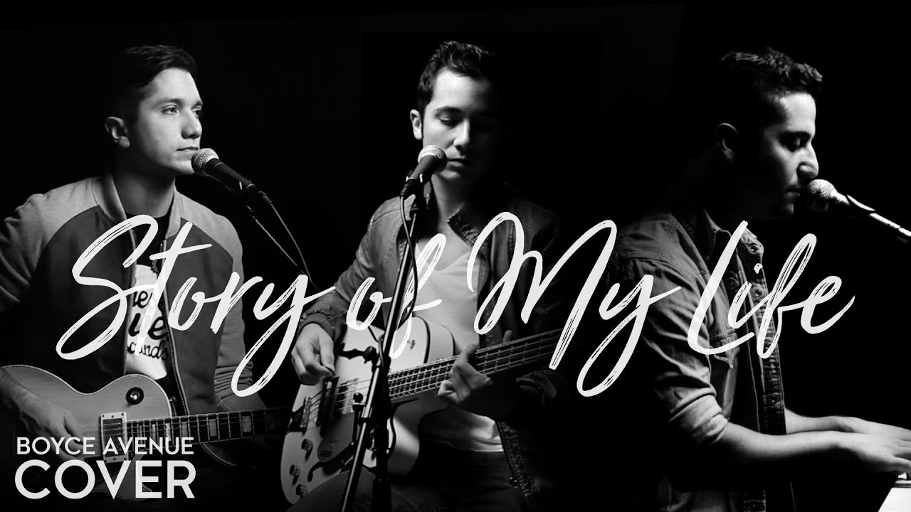 boyce avenue story of my life mp3