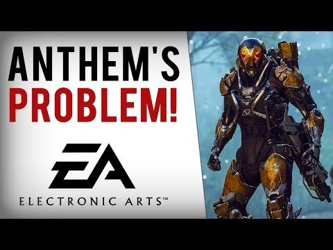EA's Anthem's Big Problem | Battlefront 2 Mess Has Changed Everything...