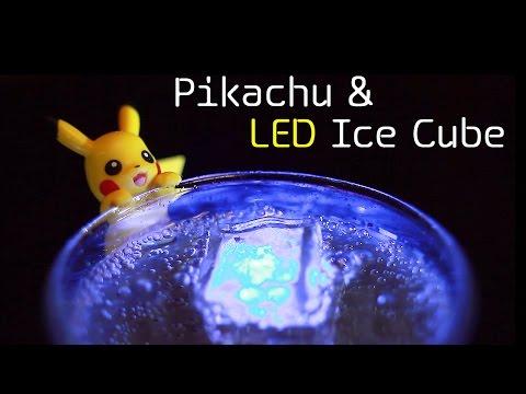 POKEMON Pikachu toys Shining ice