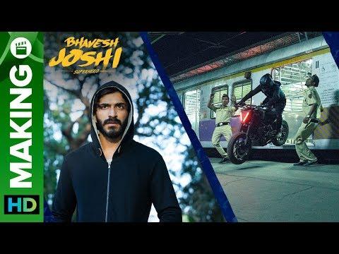 Shooting At Challenging Locations | Making of Bhavesh Joshi Superhero | Harshvardhan Kapoor