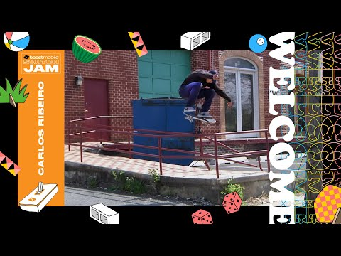 Boost Mobile Switch Jam: Carlos Ribeiro