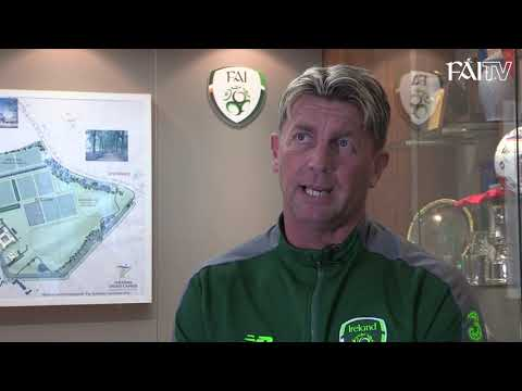 #IRLWNT INTERVIEW | Head Coach Colin Bell on Belgium friendly