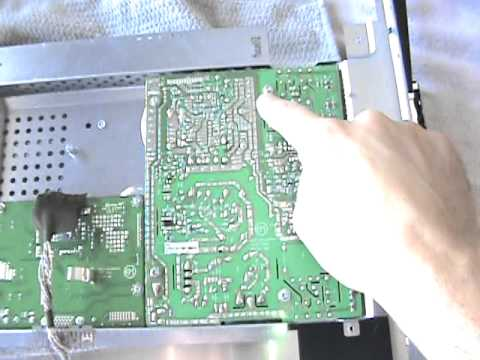 DELL monitor 1907FPt repair inverter power board