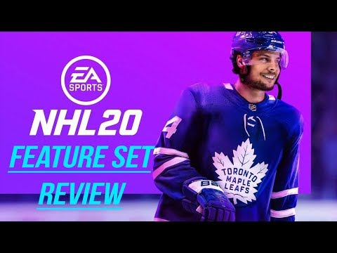 NHL 20 NEW FEATURES amp GAME MODES REVIEW