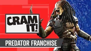 Every Movie With The Predator - CRAM IT